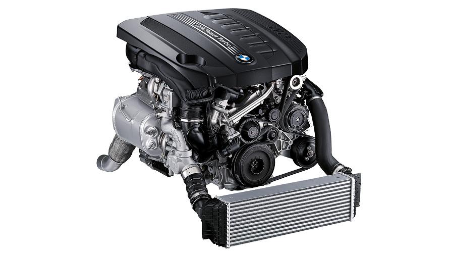 X Series - BMW X6 - Engines | BMW