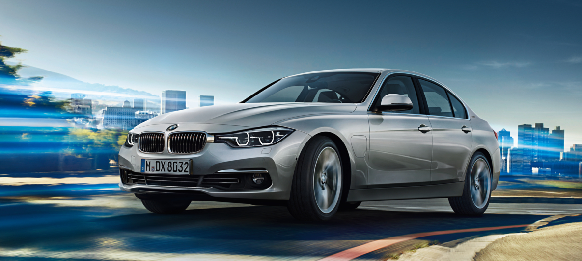 Bmw 3 Series With Edrive
