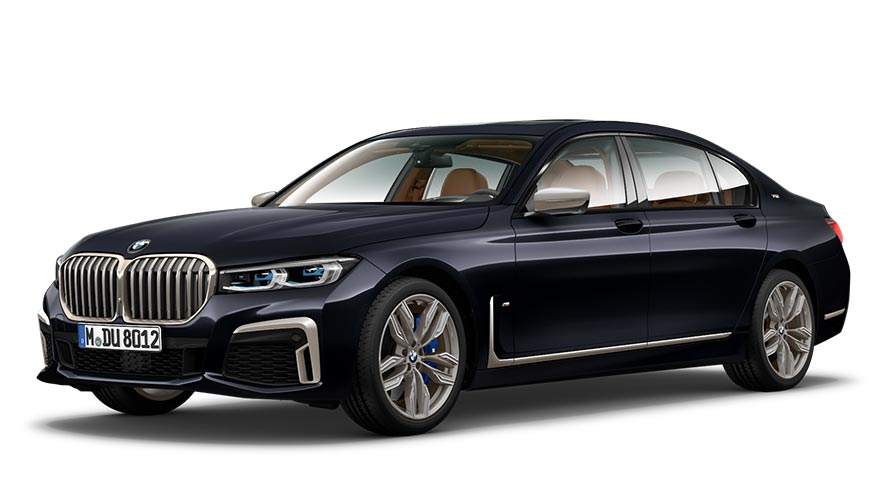 M760Li xDrive Sedan - Carbon Black