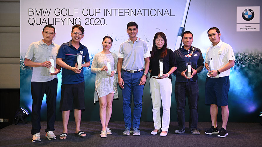 Golf Cup International Qualifying 2020 Winner