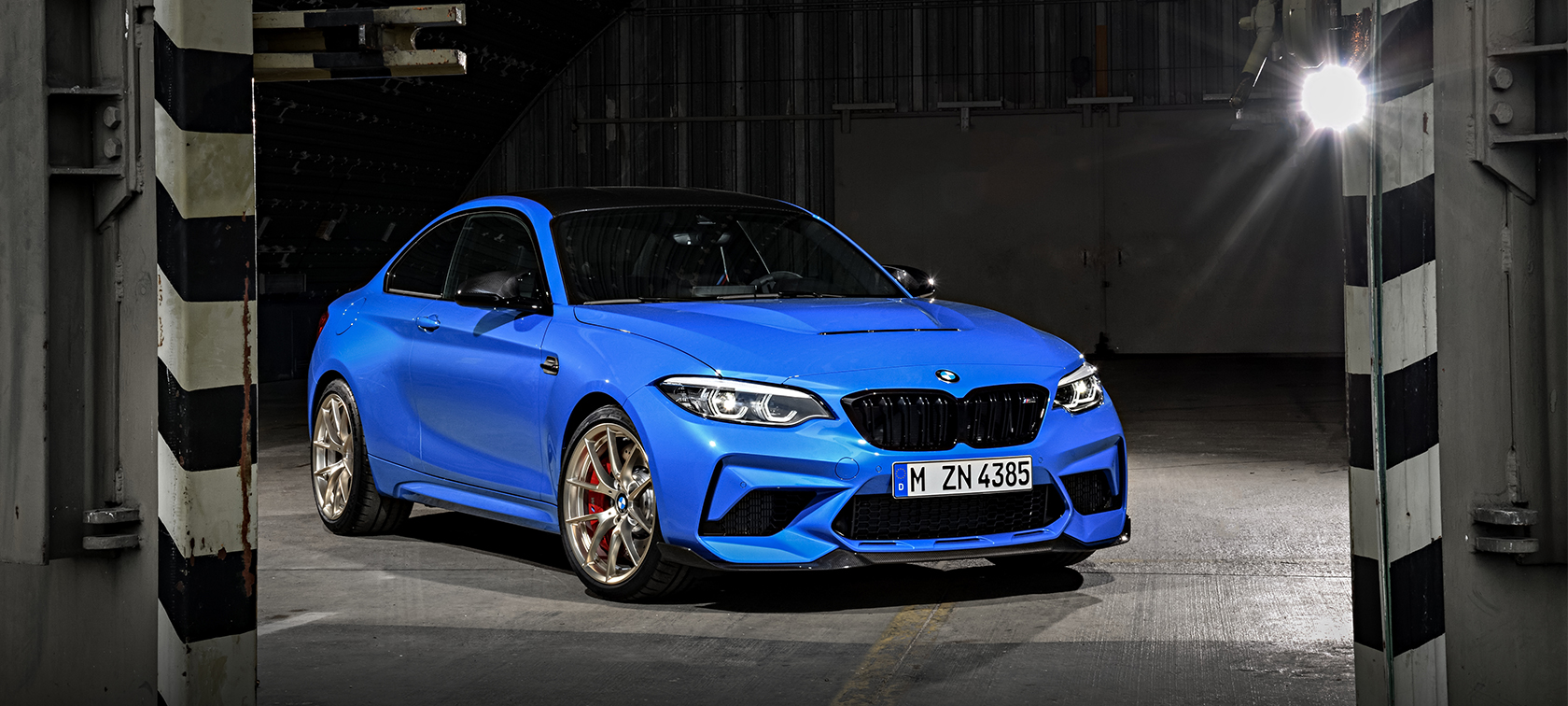 Oct Fascination The new BMW M2 CS